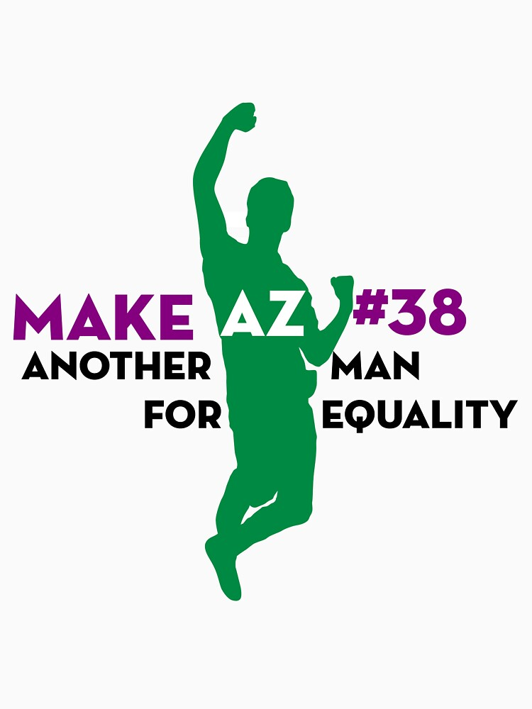 ANOTHER MAN FOR  EQUALITY - MAKE AZ #38 by ERA-Task-Force