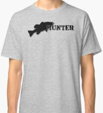 Bass Hunter - Bass fishing t-shirt Classic T-Shirt