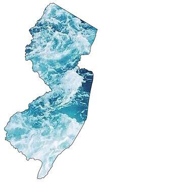 New Jersey Ocean by jennaannx11