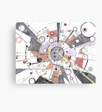 Information Superhighway Canvas Print