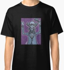 Ezra - Hitchiking Ghost - The Haunted Mansion Classic T-Shirt