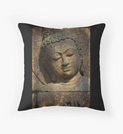 Siddhartha - The Last Temptation of Buddha Throw Pillow