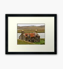 Location, Location Framed Print
