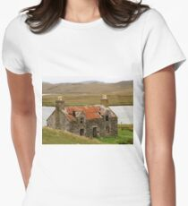 Location, Location Women's Fitted T-Shirt