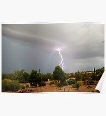 Daytime C2G Lightning Strike Poster