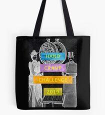 Hand Cramp Challenge 2019 Tote Bag