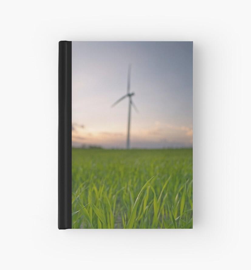 Windmill by Nathan  Eigenfeld