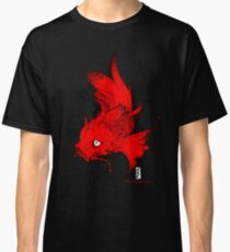 Camiseta clásica Koi | rojo