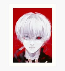 Lámina artística Tokyo Ghoul √A ED 1 ver.3
