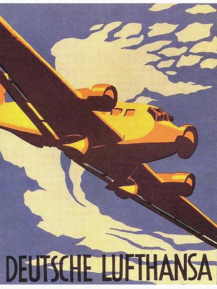 Lufthansa Junkers Ju52 by edsimoneit