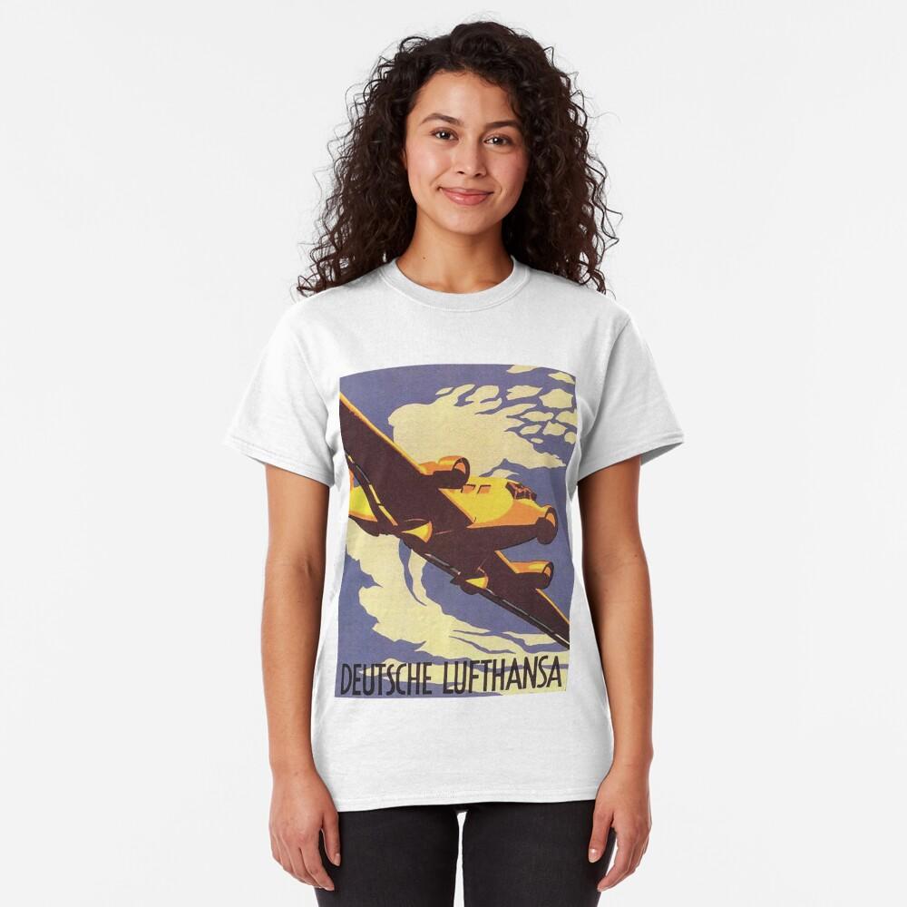 Lufthansa Junkers Ju52 Classic T-Shirt