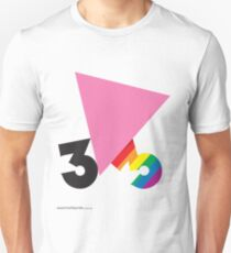 T-Shirt 33/85 (Workplace) by Toko Unisex T-Shirt