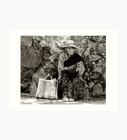 Tepoztlan, Mexico Art Print