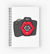 DSL DSLR Spiral Notebook
