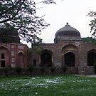 Afsarwala tomb and mosque by magiceye