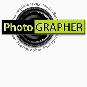 PhotoGRAPHER Short Sleeve V-Neck by jfelder