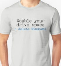 Double Your Drive Space Light Shirt T-Shirt