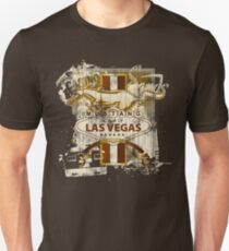 Mustang Club of LV (dark) Unisex T-Shirt
