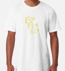Elio Elio Elio cmbyn Schriftart Longshirt