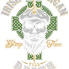 Irish Hooligan St Patricks Celtic by redbaronict