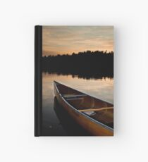 Northland Sunset Hardcover Journal