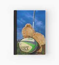 Bear Balls Hardcover Journal