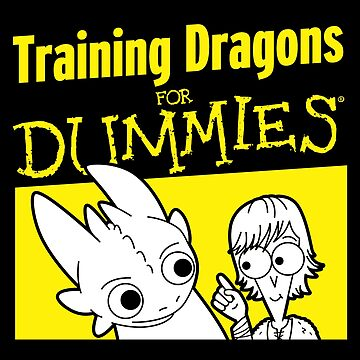 Training dragons for dummies by BoggsNicolasArt