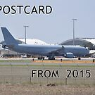 Postcards From The Past - RAAF C30 Tanker 2015 by muz2142