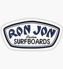 Pegatina RJ tablas de surf