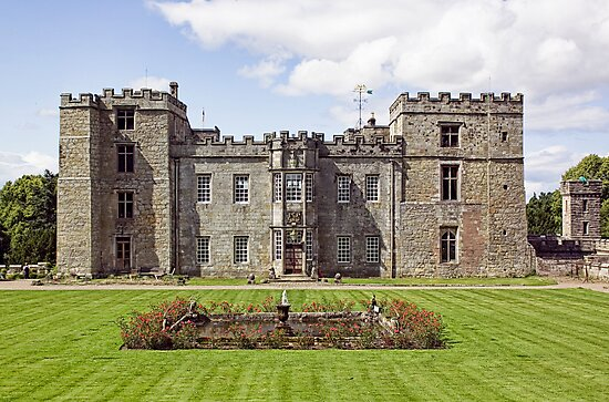 Chillingham Castle by Lynne Morris