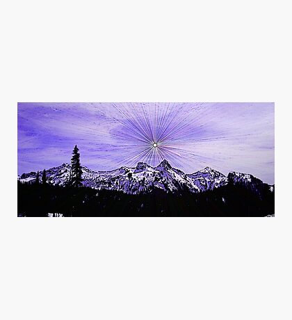 Supernova Sunshine Photographic Print