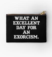 The Exorcist (white) Studio Pouch