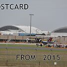 Postcards From The Past - Fokker DVIII 2015 by muz2142