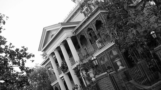 Haunted Mansion by Nick Nygard