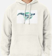 Cosmo Whale Pullover Hoodie