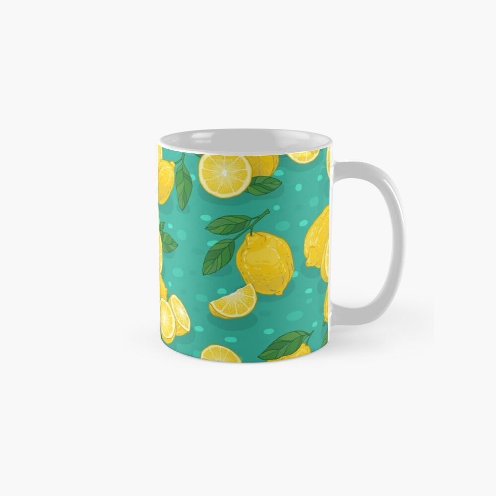 Lemons Mugs