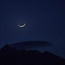 Good Night Moon by Stefano  De Rosa