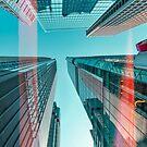 Hongkong skyscraper 3 by Pascal Deckarm