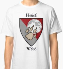 Nocturnal Academy House Were Classic T-Shirt
