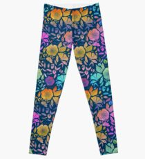 California Blossoms Leggings