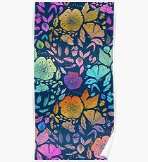 California Blossoms Poster