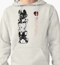Tiny Furious Tower Pullover Hoodie
