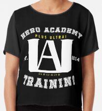 My Hero Academia University Logo Chiffon Top