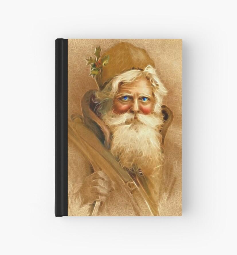 Old World Santa by Beverlytazangel