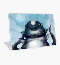 Subnautica - Keep Calm Cuddlefish Portrait Laptop Skin