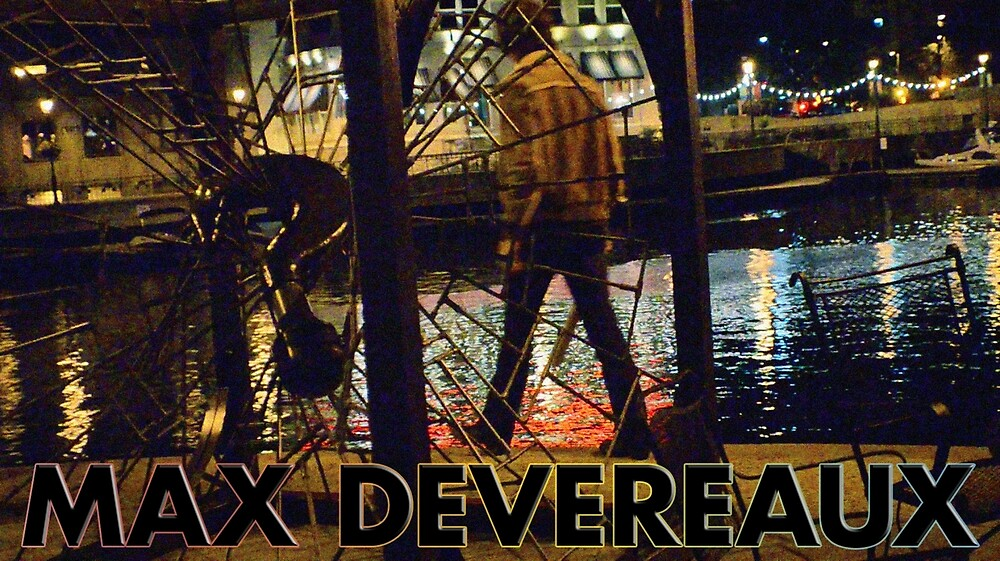 "Max Devereaux ""Milwaukee River"" T Shirt And Poster by MaxDevereaux"