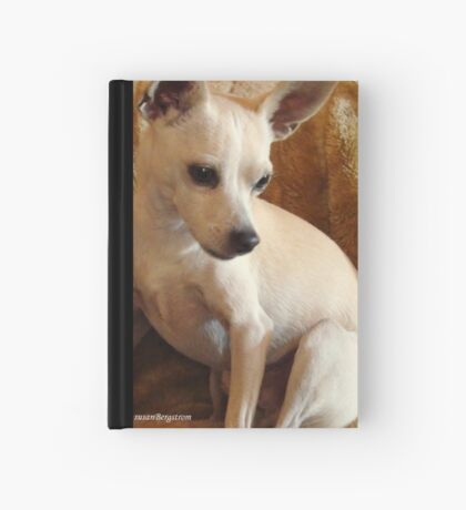 Lil' Bit And His Blankie...Coming Out From Under Cover... Hardcover Journal