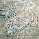 Grey pigeon by samthestitcher