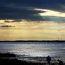 Evening Rays by RodneyCleasby