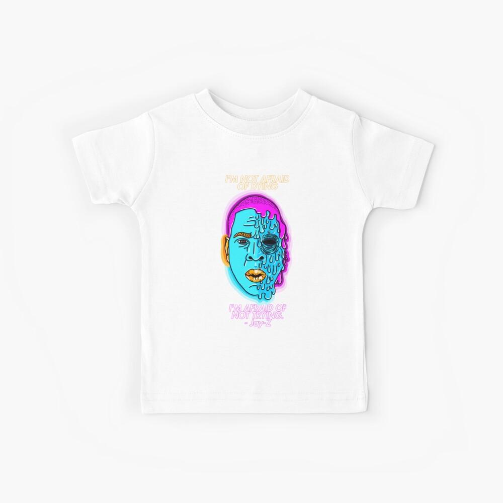 JAY-Z NICHT ANFALL DREHENDEN Hemden Kinder T-Shirt